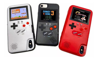 Case Gameboy Para iPhone Del 6 Hasta El 11 Pro Max
