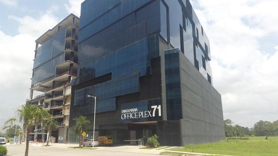 Excelente Oficina En Venta En Santa Maria Panamá Cv