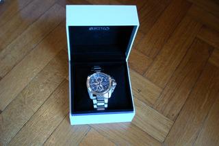 Reloj Seiko De Hombre Velatura Crono Cal 7t62