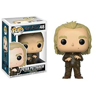 Funko Pop - Harry Potter -voldemort - Peter Pettigrew- Dobby