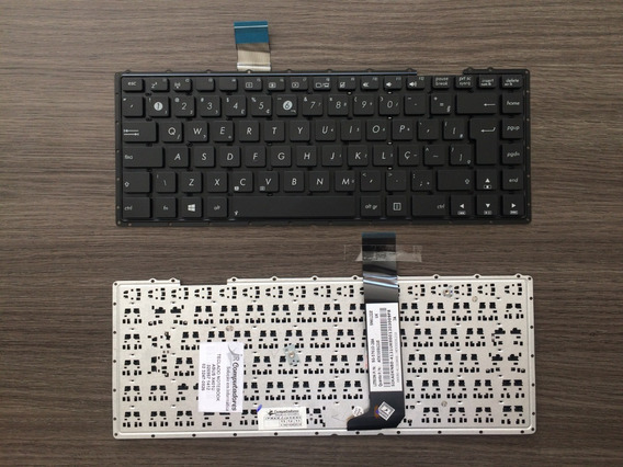 Teclado Notebook Asus X401u X401a X401e X401k