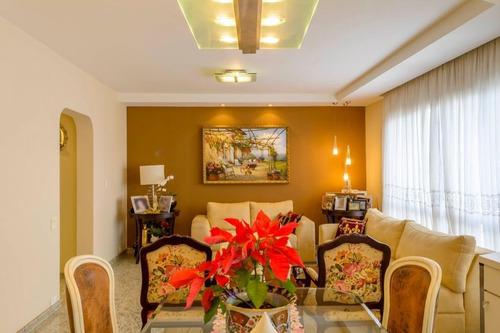 Imagem 1 de 19 de Apartamento Com 4 Dormitórios À Venda, 180 M² Por R$ 1.350.000,00 - Tatuapé - São Paulo/sp - Ap3035