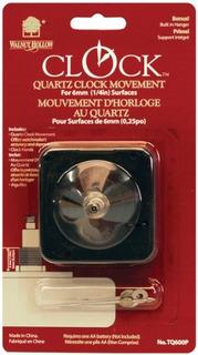 Movimiento Reloj Cuarzo Walnut Hollow Superficies 14 Pulgada