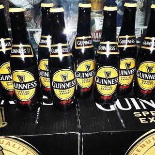 Cerveza Guinness Special Export Importada Irlanda ,caballito