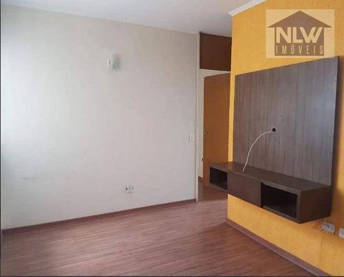 Apartamento À Venda, 46 M² Por R$ 275.600,00 - Vila Nova Cachoeirinha - São Paulo/sp - Ap3067