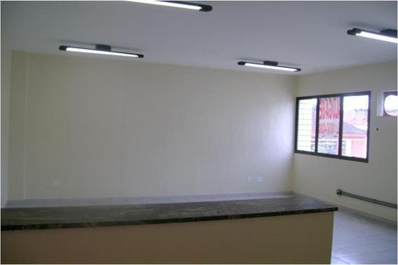 Sala Em Gonzaga, Santos/sp De 48m² À Venda Por R$ 240.000,00 - Sa259080