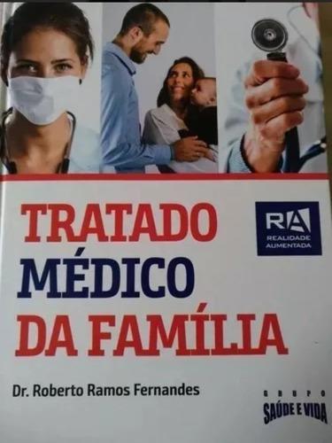 Livro Tratado Medico Da Familia.