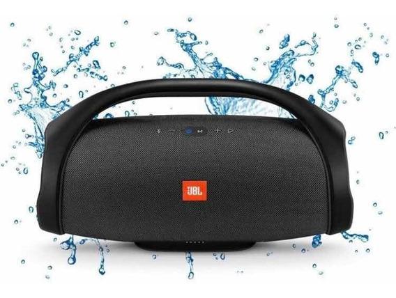 Caixa De Som Portátil Jbl Boombox 60 Rms Bluetooth Verde