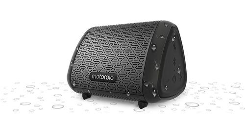 Imagen 1 de 4 de Parlante  Bluetooth Motorola Sonic Sub 240 Bass