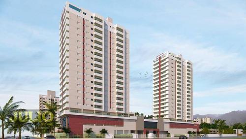 Imagem 1 de 30 de Apartamento À Venda, 74 M² Por R$ 394.320,00 - Jardim Luciana - Mongaguá/sp - Ap1114