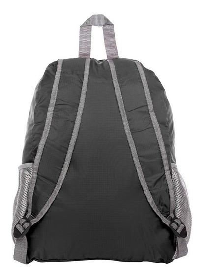 Mochila Plegable Ripstop 14 Lt Porta Notebook | Recoleta