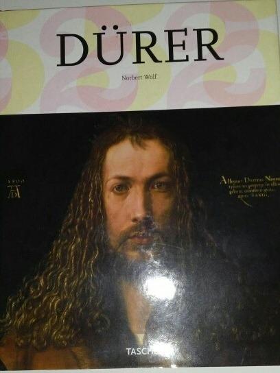 Livro Taschen Capa Dura Albrecht Dürer