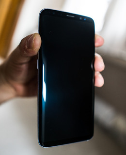 Celular Galaxy S8 Ametista