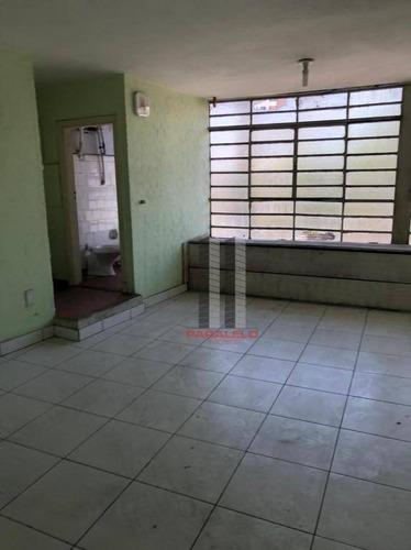 Galpão Para Alugar, 165 M² Por R$ 7.000,00/mês - Belenzinho - São Paulo/sp - Ga0419