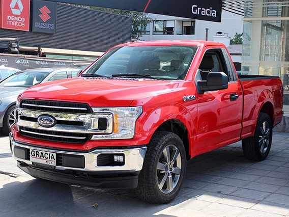 Ford F-150 Xlt 3.3 4x4 At 2018