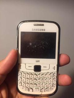 Vendo Samsung Gt-s3350 Para Cambio D Batería
