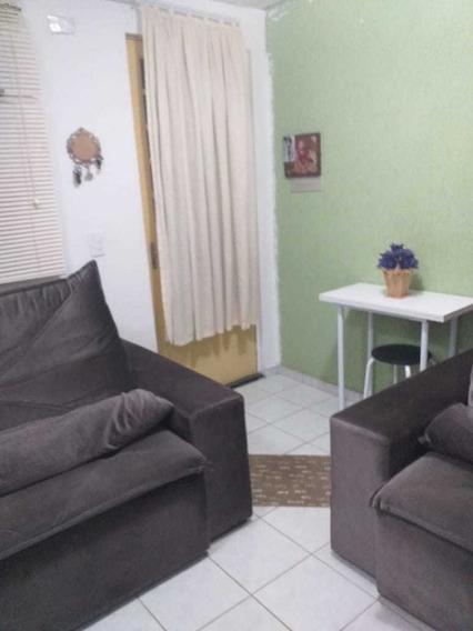 Vendo Ou Alugo Apartamento Cdhu Em Santa Isabel.