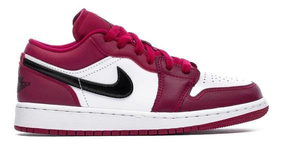 Tenis Nike Air Jordan Retro 1 Low Morado Dama O Jnr