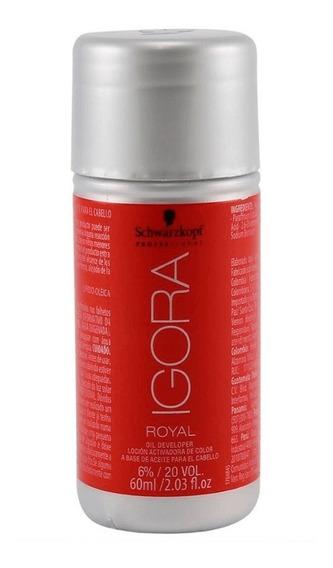 Schwarzkopf Igora Royal Ox 6% 20 Vol 60ml