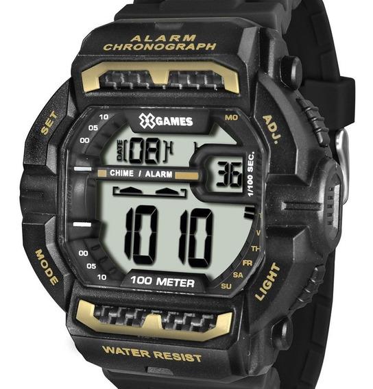 Relógio Xgames Masculino Xgppd088 Bxpx Barato Grande