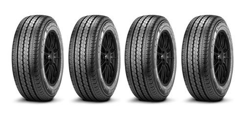 Imagen 1 de 4 de Kit X 4 Pirelli 175/65 R14 C 90t Chrono Neumabiz