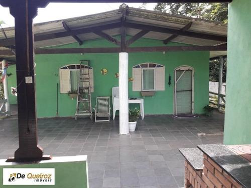 Imagem 1 de 15 de Chácara Em Itanhaém Jardim Coronel - 1841 - 33734021