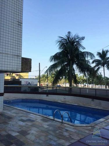 Imagem 1 de 15 de Apartamento Com 2 Dorms, Mirim, Praia Grande - R$ 275 Mil, Cod: 7898 - V7898