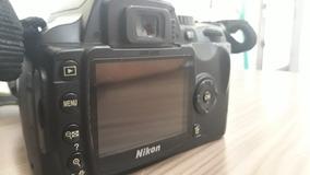 Câmera Nikon D60