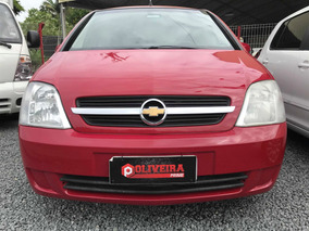Chevrolet Meriva 1.8 Mpfi Maxx 8v Flex 4p Manual