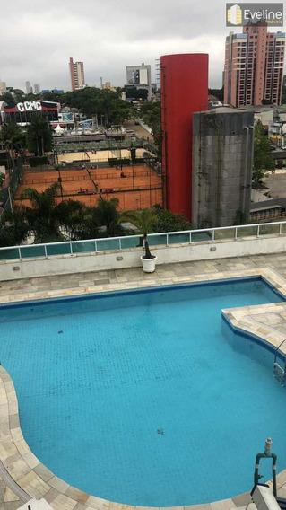 Apartamento Com 4 Dorms, Vila Oliveira, Mogi Das Cruzes - R$ 1.25 Mi, Cod: 1509 - A1509