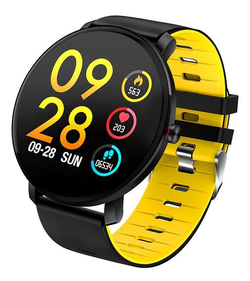 Reloj Inteligente Senbono K9 Pantalla Ips De 1.30 Pulgadas