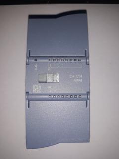 Modulo De Entradas/salidas Analogicas Plc Siemens. S7-1200.