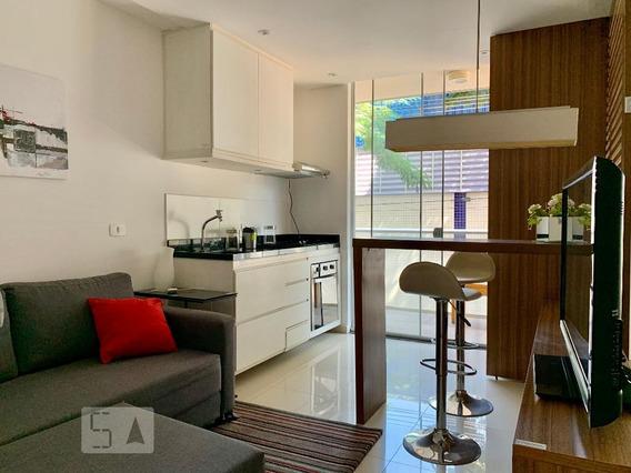 Apartamento Para Aluguel - Vila Augusta, 1 Quarto, 38 - 893051729