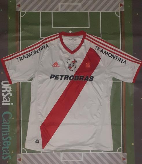 Camiseta De River Plate Petrobras Xl