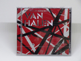 Cd Duplo Van Halen - The Best Of Both Worlds Importado Novo