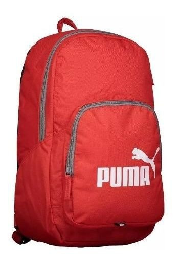 Mochila Masculina Puma Phase Backpack Original 073589-19