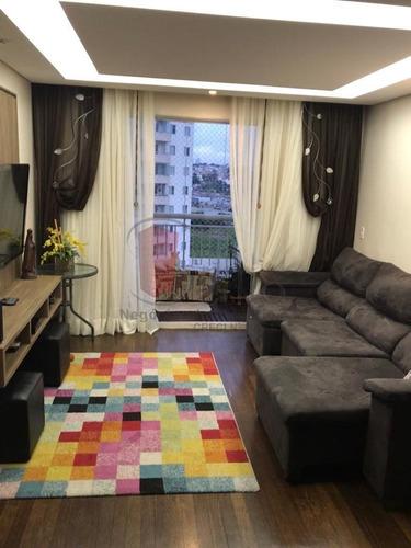 Apartamento - Jardim Guairaca - Ref: 8614 - V-8614