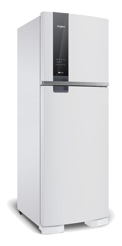 Heladera no frost Whirlpool WRM45A blanca con freezer 375L 220V