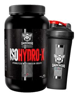 Iso Hydro-x 907g Integralmedica + Coqueteleira