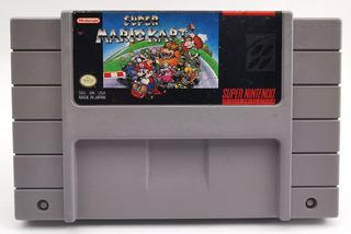 Super Mario Kart Snes Original * R G Gallery