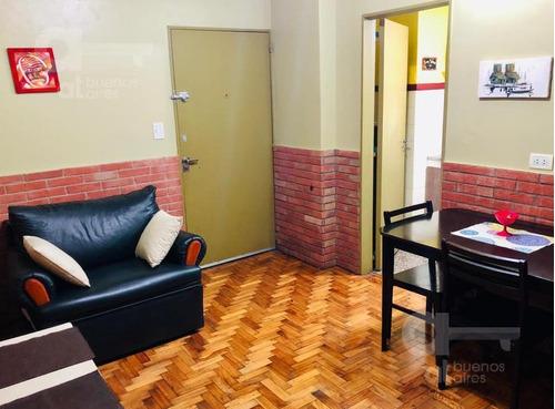 Departamento - San Telmo 2 Ambientes Ideal Para Inversión!