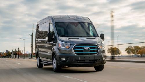 Ford Transit Chasis