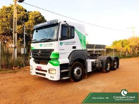 Mercedes-benz Caminhão Mb 2540 2008 6x2