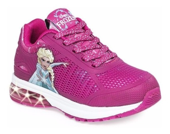 Zapatillas Disney Addnice Air Frozen Semi Cor-sagat Oferta !