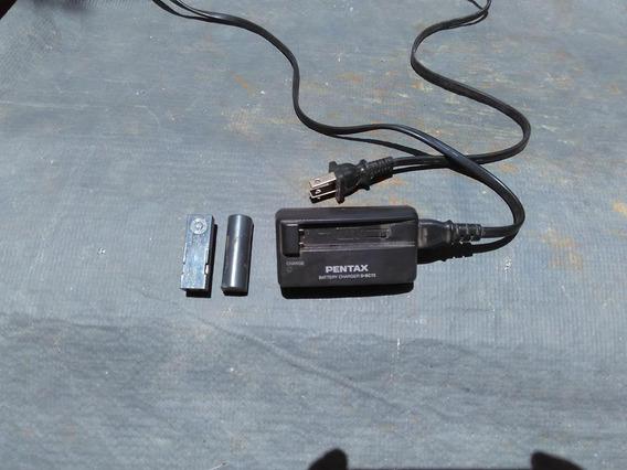 Carregador Bateria Pentax D-bc72