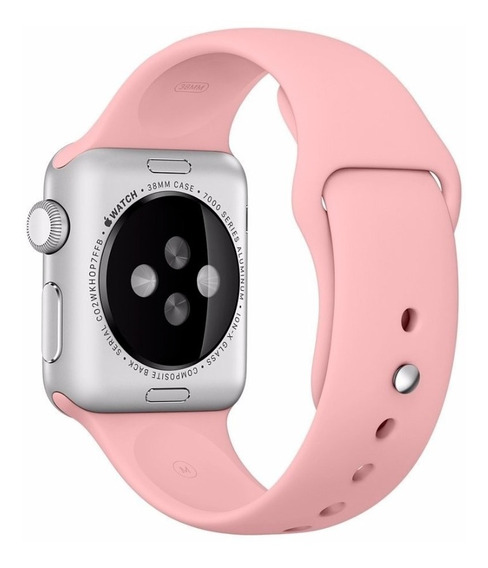 Pulseira Silicone Apple Watch 42mm/44mm