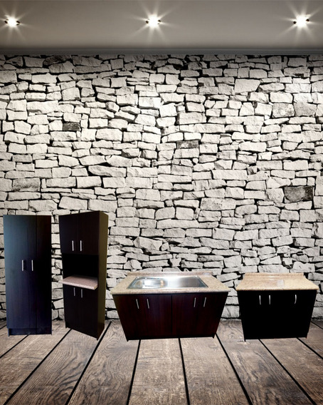 2 Alacenas + Mueble De Fregadero Y Mueble De Cocina