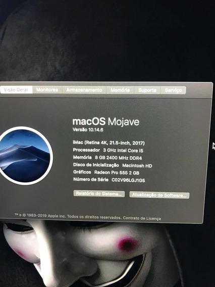 iMac 2017 Retina 4k