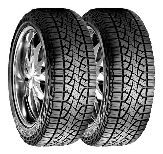 Paquete De 2 Llantas 205/60 R15 Pirelli Scorpion Atr 91h