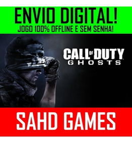 Cod Call Of Duty: Ghosts Pc +1 Jogo